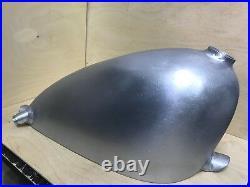 Harley, Benzintank Aluminium, Raw Chopper, Bobber, HD