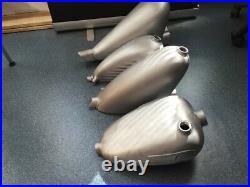 Harley, Chopper, Bobber Gas Tank Aluminium, Frisco Stil