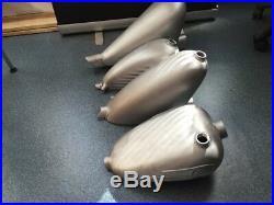 Harley, chopper, bobber gas tank aluminum, frisco style