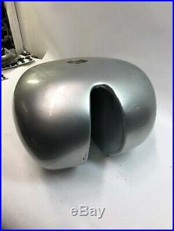 Harley custom aluminum pro street fxr softail gas fuel tank