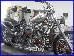 Harley gas tank aluminum, UL, VL, WL, chopper, bobber, custom project