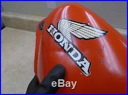 Honda 250 CR ELSINORE CR250 CR250M Alloy Aluminum Gas Fuel Tank 1976 SE HB430