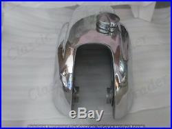 Honda Cb750 Cb 750 Manx Style Aluminum Alloy Cafe Racer Gas Fuel Petrol Tank