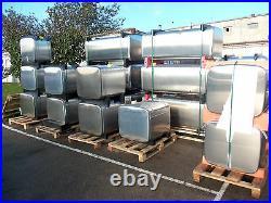 IVECO aluminum alloy FUEL TANKS brand new, best price! QUALITY! Big stock