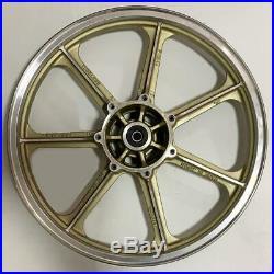 Kawasaki KZ1000 Eddie Lawson Replica 1982-1983 Front Wheel Hub NOS Genuine