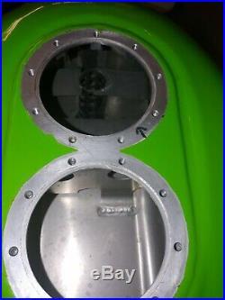 Kawasaki ZX7RR. Aluminum Endurance Fuel Tank