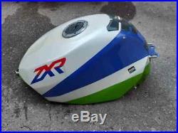 Kawasaki zxr 750 r zx750m m model aluminium fuel tank original