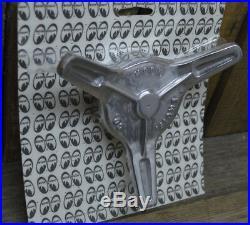 MOON 1950's STYLE FUEL TANK SPINNER GAS CAP HOT ROD GASSER NHRA SCTA VTG STYLE