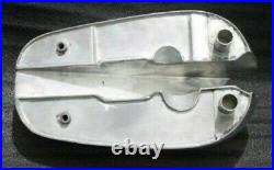 Matchless Aluminum Alloy G12 Csr Competition Gas Fuel Petrol Tank Norton Ajs