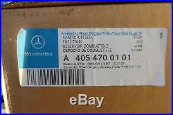 Mercedes Aluminium Fuel Tank