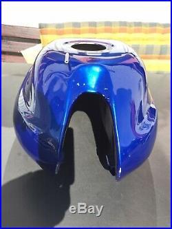 Motorradtank, Kraftstofftank, Aluminiumtank für Moto Guzzi LM 1 4