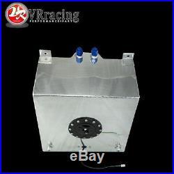 NEW 40L Aluminium Fuel Surge tank with Cap Fuel cell 40L with sensor foam inside