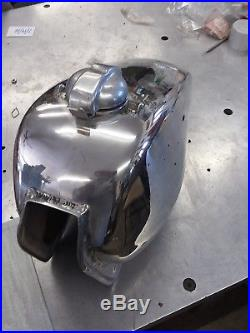 NOS Hi point Alloy Aluminium Penton 250 400 Fuel Tank KTM AHRMA Vintage
