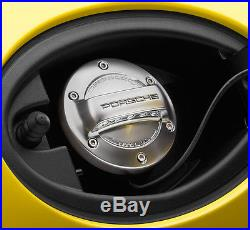 New Genuine Porsche Aluminium Look Fuel Tank Cap 718 Boxster 718 Cayman 982