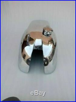 New Norton Manx Wideline Featherbed Triton Aluminum Race Gas Fuel Petrol tank