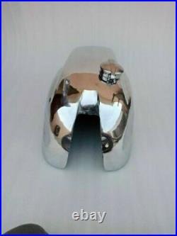Norton Manx Wideline Featherbed Triton Aluminum Race Gas Fuel Petrol tank