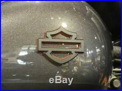 OEM 2018 2019 CVO Tank Emblem Harley Davidson Gas Fuel Touring Badge Aluminum