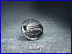 OEM Porsche Aluminum-look Gas Cap For 981/991, Cayenne, Panamera, Macan 00004400191