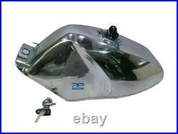 Petrol Gas Fuel Tank Moto GP Light Aluminum Alloy Yamaha TZR TZR250 GEc