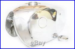 Petrol Gas Fuel Tank With Cap for BMW R100 RT Rs R90 R75 R80 Aluminum Alloy