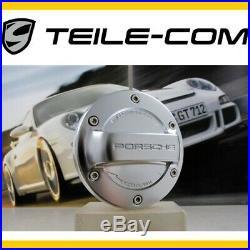 Porsche 911 991 718 Boxster/Cayman Macan Cayenne Panamera Tankverschluss AluLook