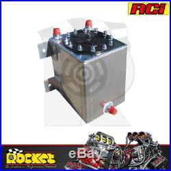 RCI Aluminium Fuel Cell with Foam (3.8L) RCI2010A