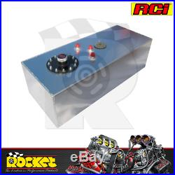 RCI Aluminium Street Rod Fuel Cell with Sender (57L) RCI2162A