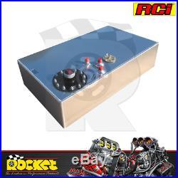 RCI Aluminium Street Rod Fuel Cell with Sender (64L) RCI2172A