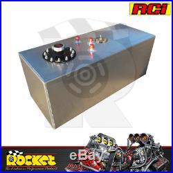 RCI Aluminium Street Rod Fuel Cell with Sender (71L) RCI2191A