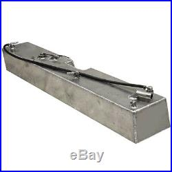 RDS Boat Fuel Gas Tank 300756 Gekko 25 Gallon Aluminum
