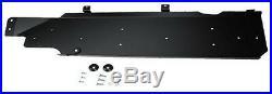Rock Hard 4x4 Alum Fuel Tank Skid Plate 07-18 Jeep Wrangler Unlimited JK 4 Door