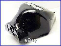 SUZUKI 2000 GSX1300R HAYABUSA YOSHIMURA Aluminum Fuel Gas Tank Black yyy