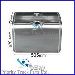 Scania 4/P/R Series Fuel Tank (Aluminium) 200L 1871187