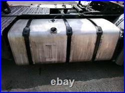 Scania 700l fuel tank and brackets