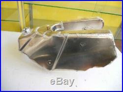 Serbatoio Nuovo In Alluminio Husaberg 450 550 650 Dal 00-08 Aluminum Fuel Tank