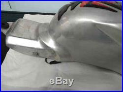 Serbatoio alluminio Fuel tank aluminium Lusuardi Racing Ducati 999 749