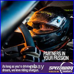 Speedway 5 Gallon Spun Aluminum Fuel Tank