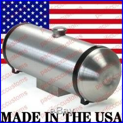 Spun Aluminum Fuel Tank With Sump For Fuel Injection 10 X 36 Inch Center Fill