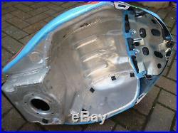 Suzuki GSXR 1000 K7 K8 Crescent Racing Aluminium Fuel Petrol Gas Tank Race Track