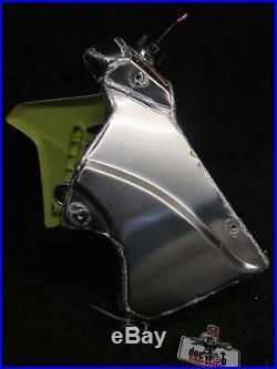Suzuki RM125 RM250 2001-2012 New X-Fun aluminium alloy petrol fuel tank RMT1001