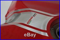 Tank Aluminum Comp. Of Pump for Ducati 1198 Sp Repainted 58611001BA
