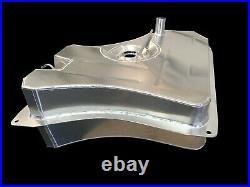 Triumph Stag Aluminium fuel tank