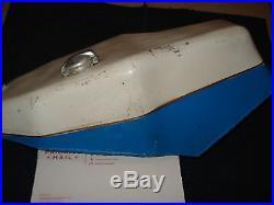 Tz 250/350 Nico Bakker Aluminum Used Gas Tank Years 1976/78