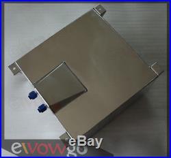 Universal Lightweight Aluminum 15 Gallon Fuel Cell Tank + GM Sending Unit UK