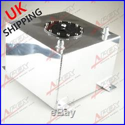 Universal Polished Lightweight Aluminum 20L / 5 Gallon Fuel Cell Tank UK