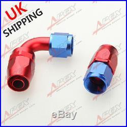 Universal Turbo Oil Line Kit Return Drain 4AN 10AN T3 T4 T76 Oil Pan Plug UK