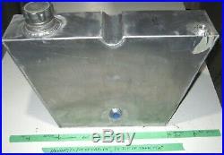 Van Diemen RF 82 Fuel Tank Aluminum Used Formula Continental FF2000 RF82