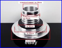 Versenkbarer Tankdeckel Retractable Fuel Cap Pop Up CNC Aluminium alloy f. BMW