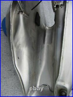 YAMAHA XT500 TT500 OEM aluminum FUEL TANK Gas Tank