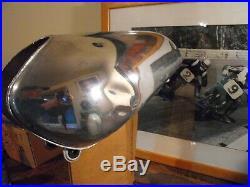 YAMAHA XT500 TT500 OEM aluminum alloy gas fuel tank